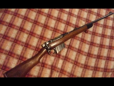 Santa Fe Model 1944 - Sporterized No4 Mk2 Lee Enfield