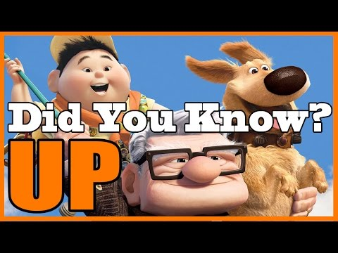 DID YOU KNOW? - UP (2009)