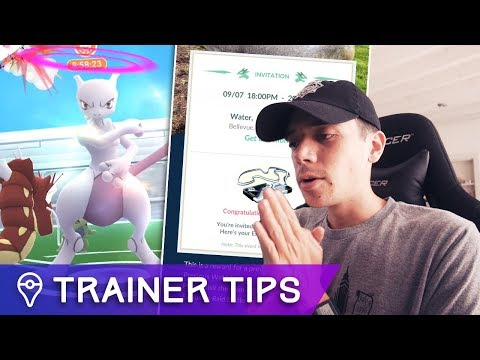 Download Youtube: NIANTIC HAS NEVER DONE THIS BEFORE!! HOW TO GET AN EX RAID INVITE IN POKÉMON GO