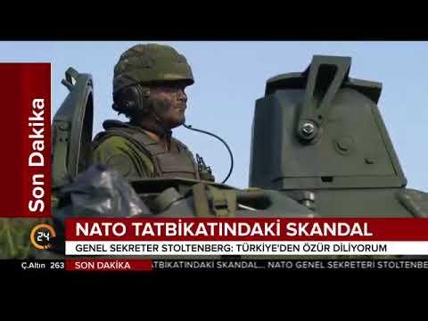 #SONDAKİKA NATO Genel Sekreteri Stoltenberg, Türkiye