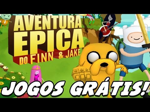 Aventura Épica do Finn e Jake – Jogos de PC