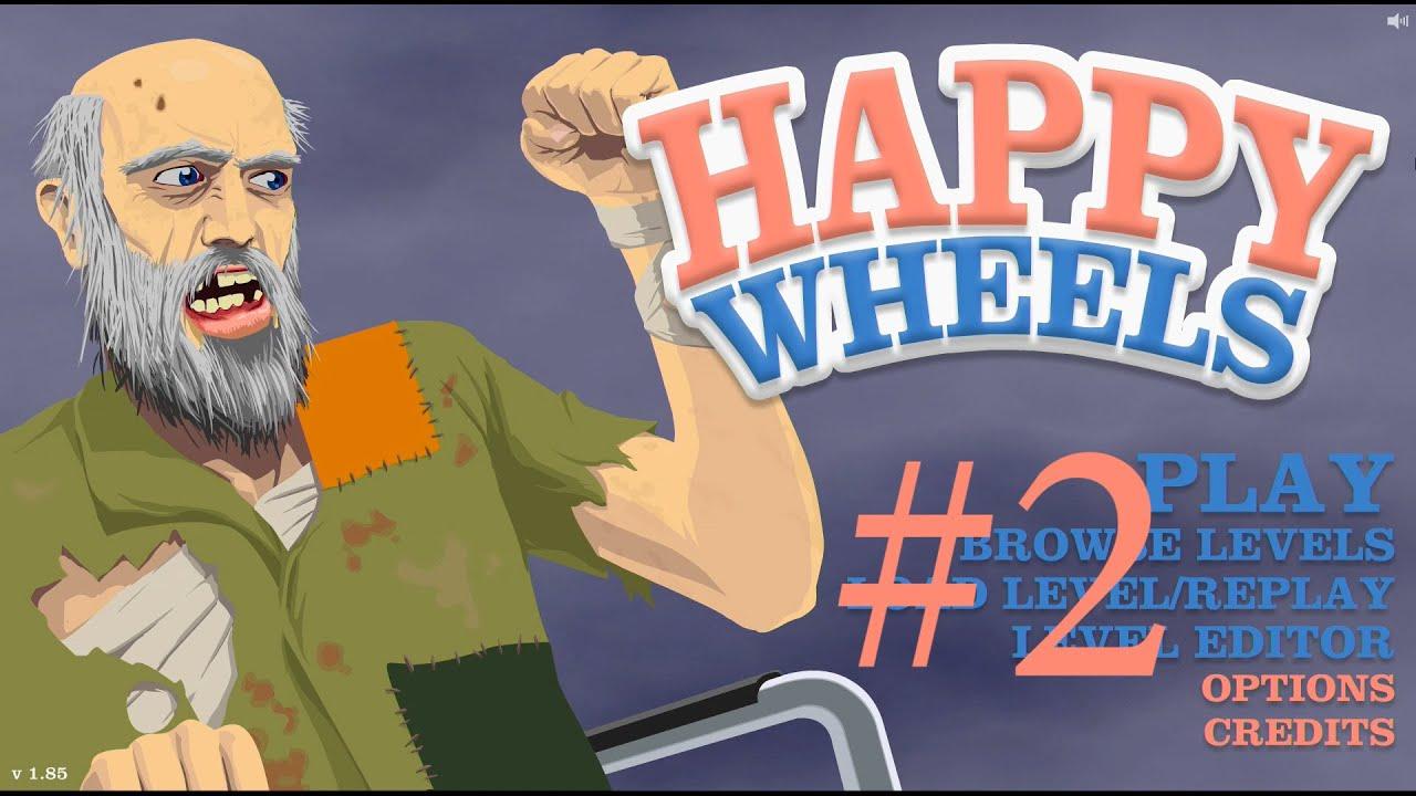 Happy Wheels 2 Good Game Youtube