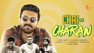 Chai With Charan  Chai Bisket Originals  Ram Charan