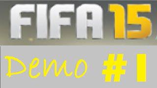 Let's Demo Fifa 15 #1 [720p] PS4