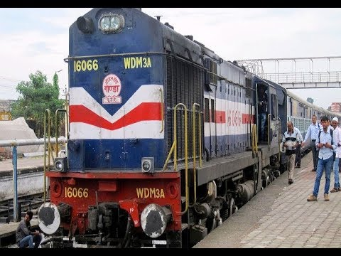 2017 Mit dem Zug durch - Indien nach Nepal | Doku HD