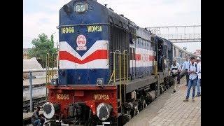 (2017) Mit dem Zug durch - Indien nach Nepal | Doku HD