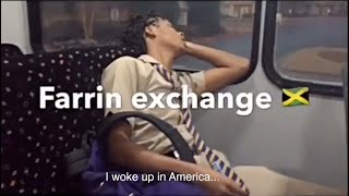 Foreign Exchange: Welcome to America [Comedy Sketch]