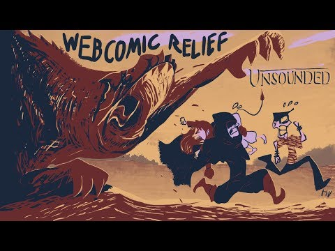 The Webcomic Relief - S4E24: Unsounded