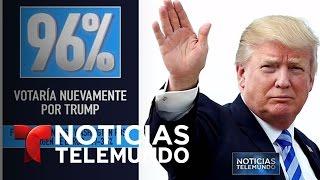 Noticias Telemundo  25 de abril de 2017 | Noticiero | Noticias Telemundo