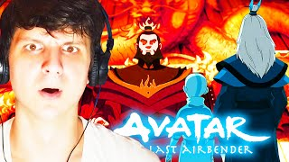 AVATAR The Last Airbender reaction (part 28) Avatar react: The Avatar and the Firelord