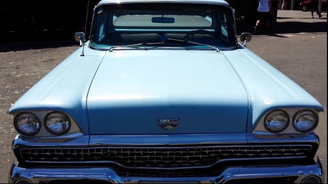 1959 ford ranchero [ 1280 x 720 Pixel ]