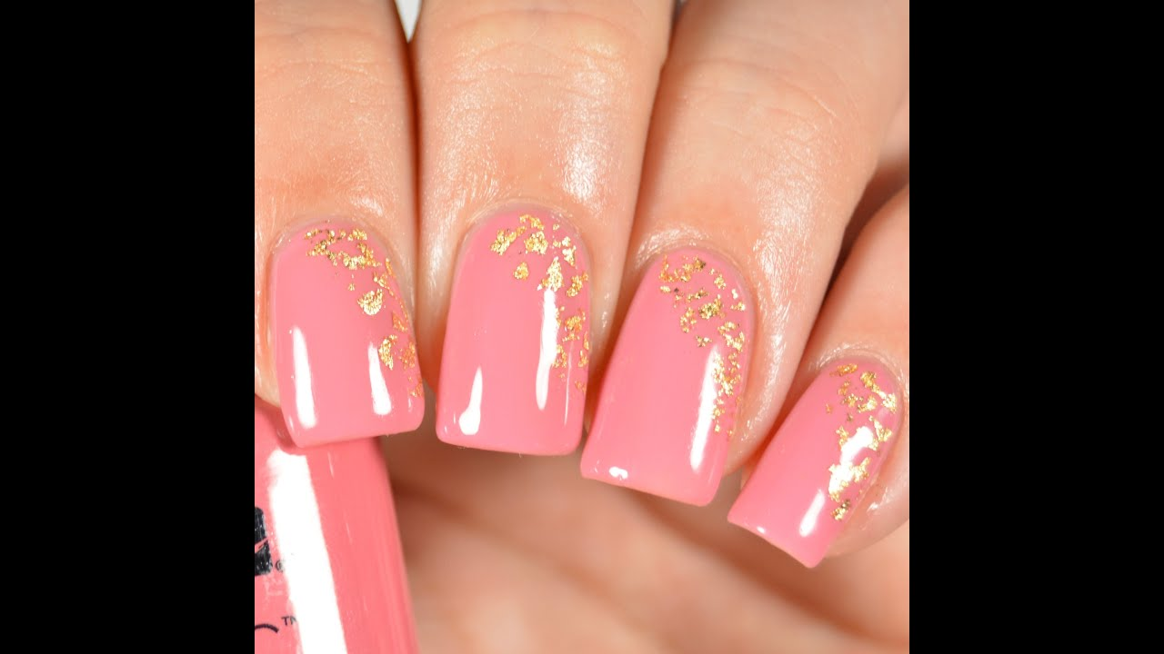 Simple elegant shellac nail art youtube simple elegant shellac nail art prinsesfo Choice Image