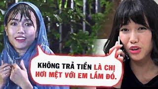 Thánh Đòi Nợ Dai DIỆU NHI Ra Tay Thì Có Chạy Đằng Trời Cũng Khó Thoát | Gia Đình Việt
