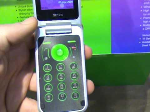 Първи минути със Sony Ericsson T707