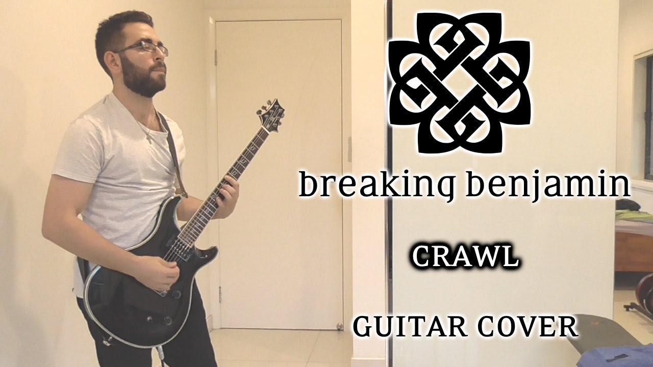 breaking benjamin crawl guitar cover youtube. Black Bedroom Furniture Sets. Home Design Ideas