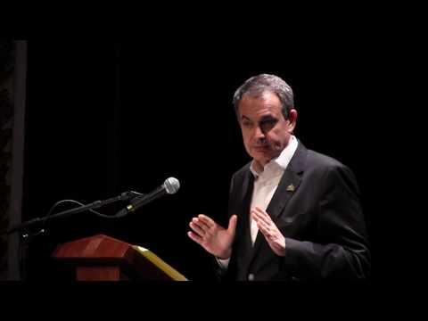 Conferencia Magistral de José Luis Rodríguez Zapatero