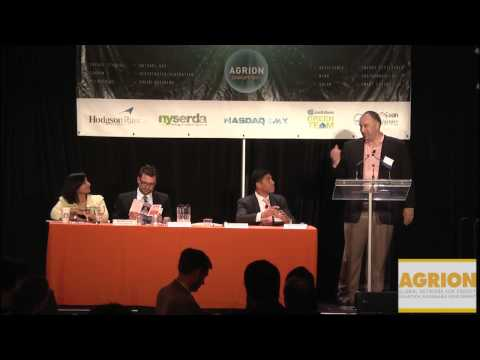 Conquering Barriers to Widespread Energy Storage Implementation - AGRION Disrupt 100+ Summit