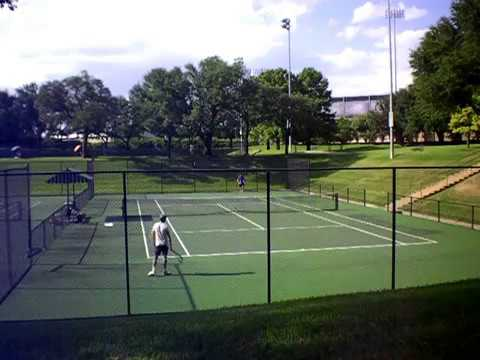Richie - Fort Worth Open Consolation Semi Finals