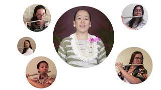 Kaulana Nā Pua with Raiatea Helm by Ellen Kehoʻohiwaokalani Wright Prendergast | Hawaii Videography