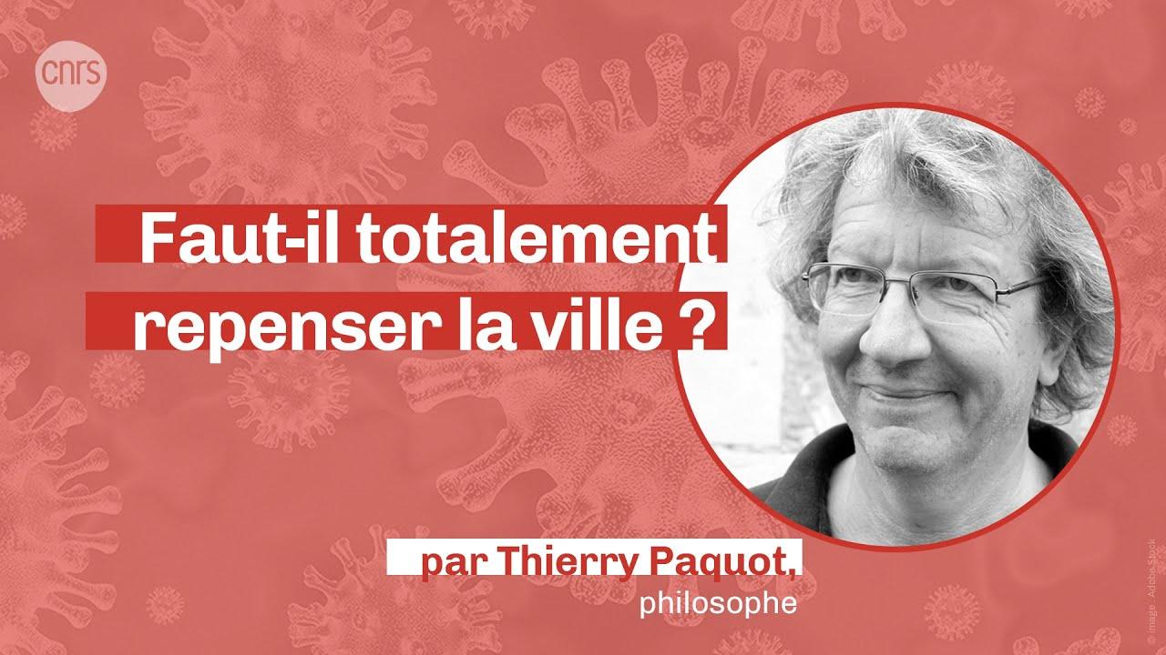Podcast : Thierry Paquot. Désastres urbains. Repenser la ville. La densité humaine.