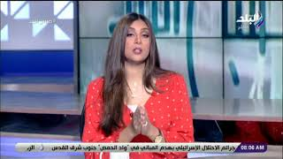 داليا أيمن:  قواتنا المسلحة العظيمة كل يوم بتثبت انها الدرع الحامى لكل المصريين