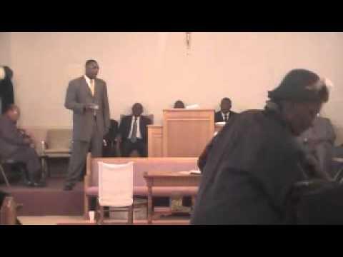 Elder Louis Thomas-Hymn #141