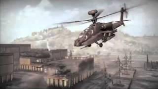 Apache Air Assault - Trailer - German : Deutsch Xbox360.flv