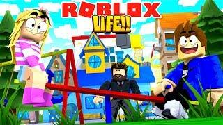 ROBLOX LIFE | | LITTLE LEAH ' S CREEPY EX-NAMORADO EX É UM STALKER | | ROBLOX ROLE PLAY