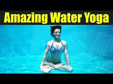 Water Yoga Poses and Health Benefits of doing this in Summers; Watch Video | Boldsky
