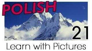 Learn Polish with Pictures - Describing the World Around You