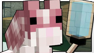 Minecraft High School | THE SCHOOL HAMSTER!! | Custom Mod Adventure