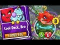 Plants vs Zombies Heroes : Rose Strategy Deck - Cool Deck Bro
