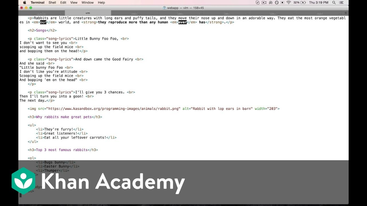 Developing webpages outside of Khan Academy (article)   Khan Academy