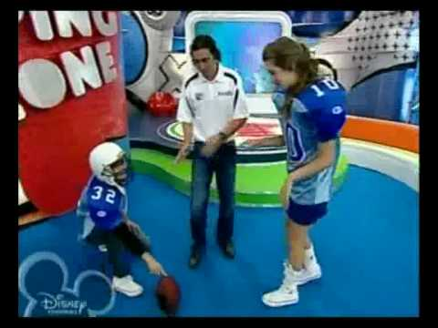 Martín Gramática en Zapping Zone - Disney Channel - 2da parte