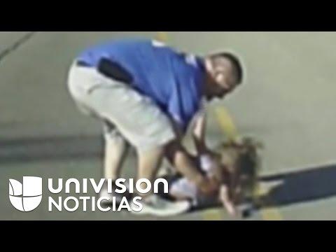 En video, la caída de una menor desde un autobús escolar en marcha en Arkansas