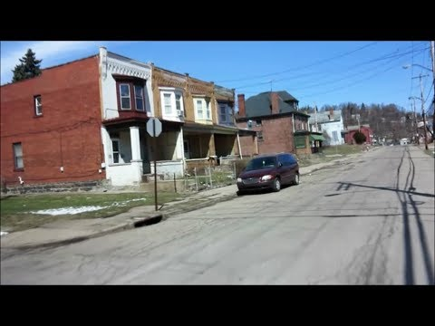 GHETTOS OF PITTSBURGH, PA