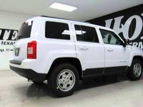 2016 Jeep Patriot Sport Bright White 2 0l I4 Dohc 16v Dual Vvt