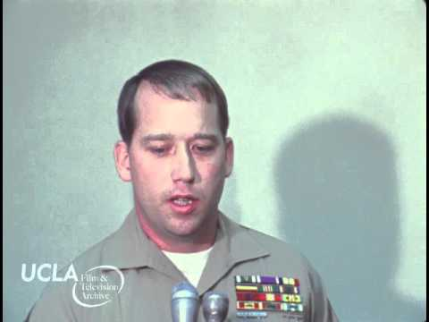 "KTLA News: ""Marine interviewed about gays in the military"" (1976)"