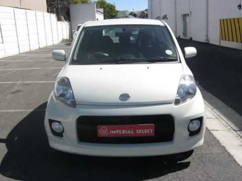2012 daihatsu sirion 2012 sirion sport auto for sale. Black Bedroom Furniture Sets. Home Design Ideas