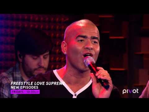 Freestyle Love Supreme - Mixtape