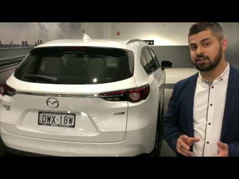 All New 2018 Mazda CX8 Diesel