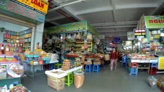 4K video: Chợ Phan Thiết ngày 07/01/2017