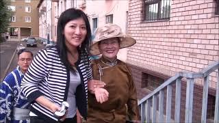 横綱白鵬、家族とモンゴルを行くー前篇ー 白鵬 検索動画 24
