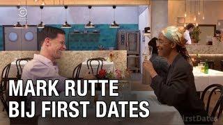 MARK RUTTE bij FIRST DATES!