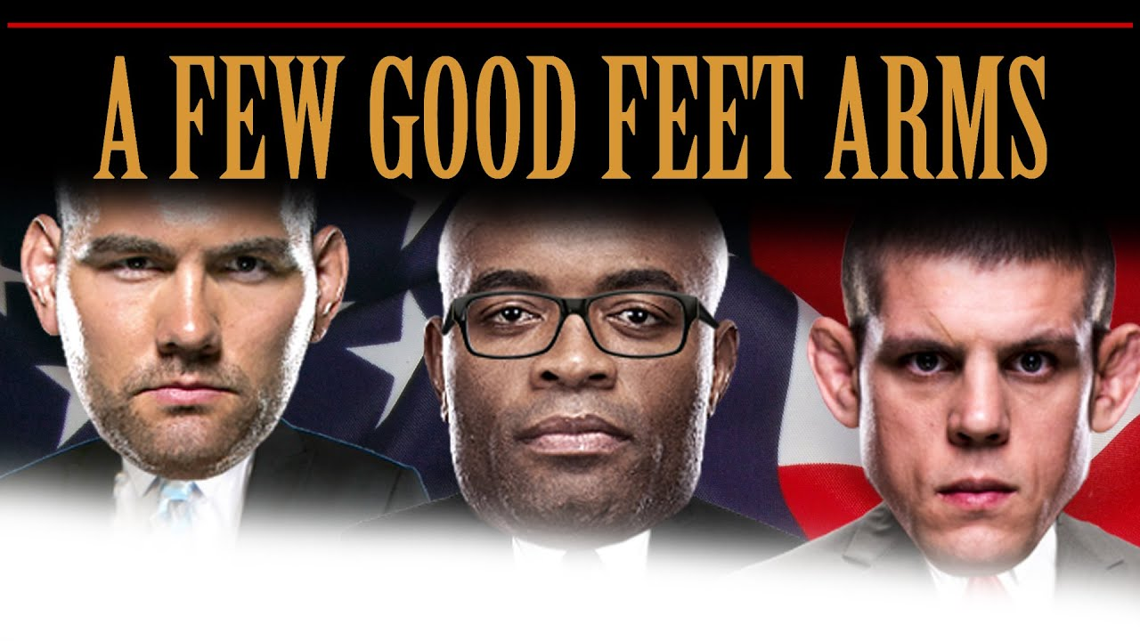 Few good feet arms youtube
