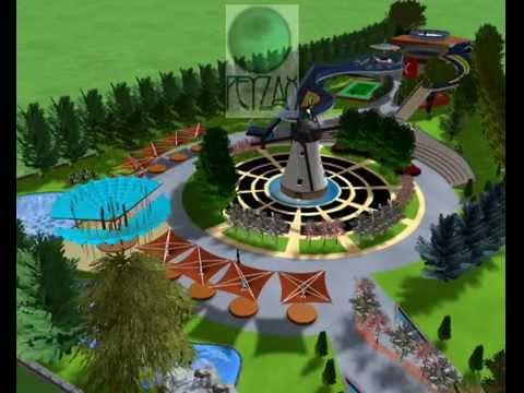 Erzurum Kent Parkı Peyzaj Projesi