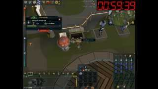 RuneScape - Herblore - 1 hour of Extreme attack