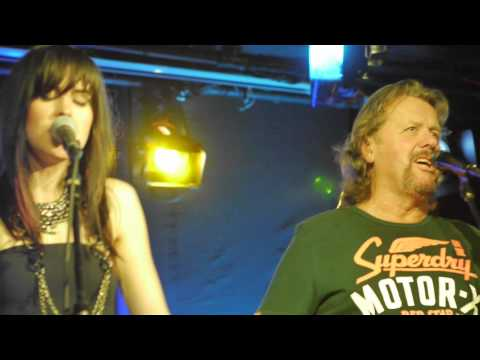 District 97 with John Wetton - Fallen Angel, Live in New York 2013