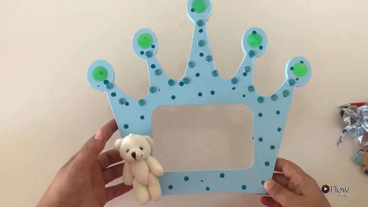 Ahşap Boyama Nasıl Yapılır Bebek Odası Için çerçeve Boyama Püf