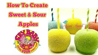 CRY BABY CANDY APPLE/DIY